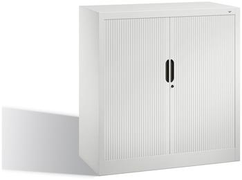 CP Möbelsysteme Aktenschrank Omnispace 100x103x42cm lichtgrau