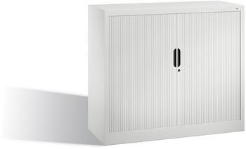 CP Möbelsysteme Aktenschrank Omnispace 120x103x42cm lichtgrau