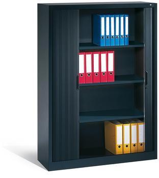 CP Möbelsysteme Aktenschrank Omnispace 120x166x42cm anthrazit