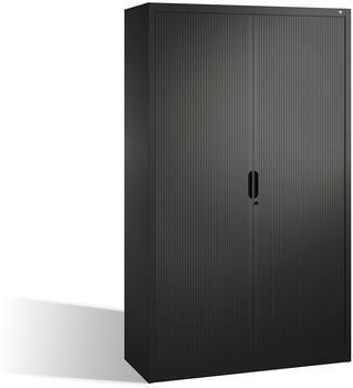 CP Möbelsysteme Aktenschrank Omnispace 120x198x42cm anthrazit