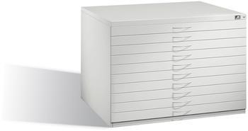 CP Möbelsysteme Planschrank 7101-000 DIN A1 110x76x76,5cm lichtgrau