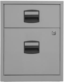 Bisley Schubladenschrank (PFAM1S1F) grau
