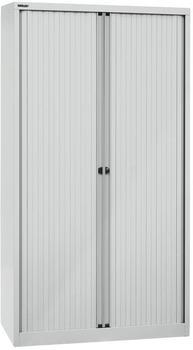 Bisley Rollladenschrank (ET410194S) lichtgrau