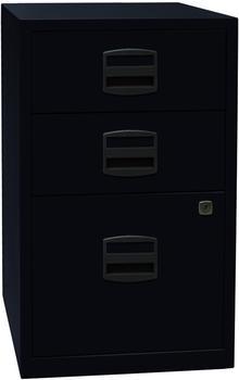 Bisley Schubladenschrank PFA3 schwarz