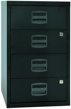 Bisley Schubladenschrank (PFA4S) schwarz