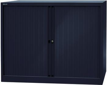 Bisley Rollladenschrank (ET412102S) schwarz