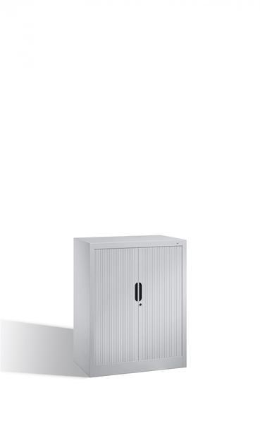 CP Möbelsysteme Omnispace mit Rollladen 2OH Weißaluminium (3241-00 S10062)