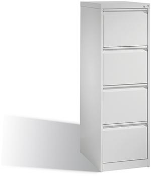 CP Möbelsysteme Acurado 4 Schubladen (12434-311) hellgrau