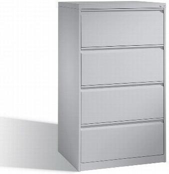 CP Möbelsysteme Acurado 4 Schubladen (12934-312) silber
