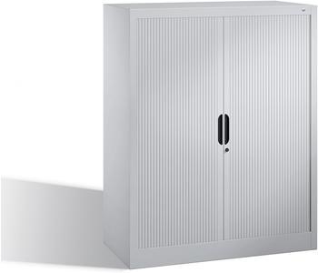CP Möbelsysteme Omnispace mit Rollladen 3OH Weißaluminium (3232-00 S10087)