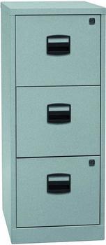 Bisley Schubladenschrank PFA3F355 silber