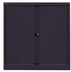 Bisley Rollladenschrank schwarz (ET410102S5433)