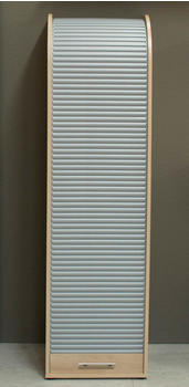 maeusbacher-jalousieschrank-164-cm-edelbuche-silber