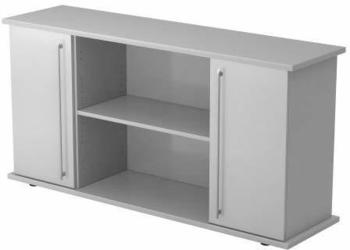 Hammerbacher Sideboard SB2T RE Lichtgrau