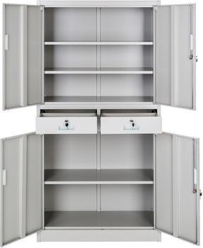 TecTake Metal storage cabinet (402484)