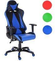 heute-wohnen-profi-buerostuhl-racing-t682-xxl-drehstuhl-150kg-belastbar-kunstleder-blau
