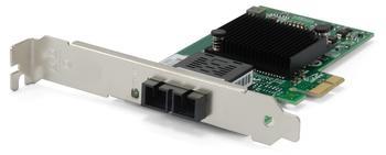 Level One Gigabit SC Fiber PCIe Netzwerkkarte (GNC-0200)