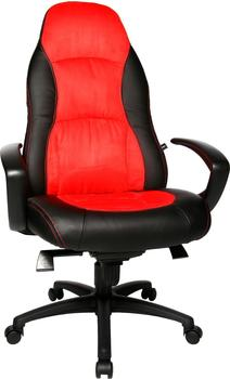 Topstar Speed Chair rot/schwarz