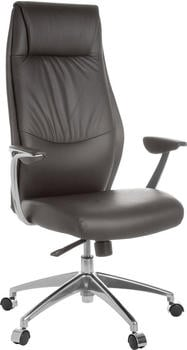Amstyle Oxford 1 Chefsessel braun