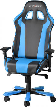 DXRacer King KS06 Gaming Chair schwarzblau