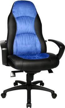 topstar-speed-chair-blauschwarz