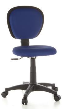HJH Office Kiddy Top ohne Armlehnen dunkel blau