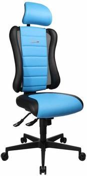 Topstar Sitness RS blau (ohne Armlehnen)