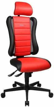 Topstar Sitness RS rot (ohne Armlehnen)