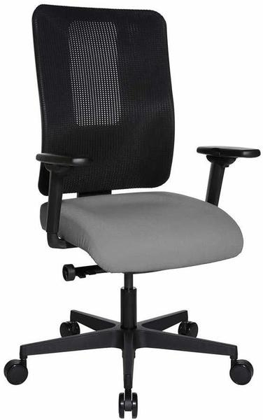 TOPSTAR Sitness Open X (N) Deluxe Bürostuhl grau