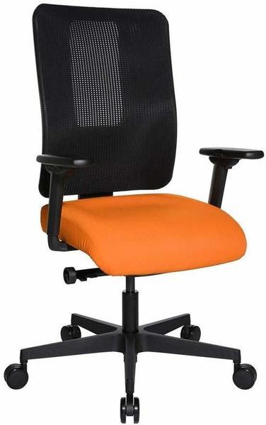 TOPSTAR Sitness Open X (N) Deluxe Bürostuhl orange