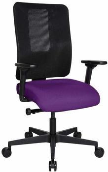TOPSTAR Sitness Open X (N) Deluxe Bürostuhl lila