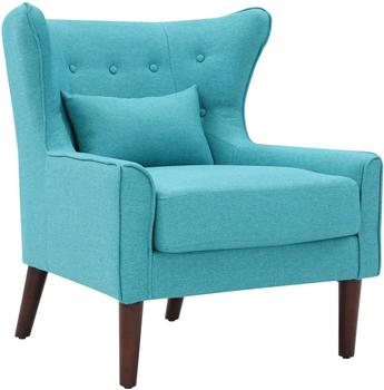 SalesFever Ohren-Sessel, blau