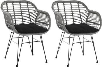 SalesFever Stuhl inklusive Sitzkissen