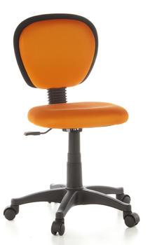HJH Office Kiddy Top ohne Armlehnen orange