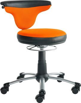 Mayer Sitzmöbel Drehstuhl myTORRO orange