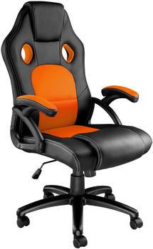 TecTake Tyson schwarz/orange
