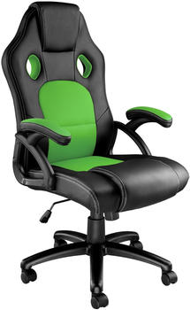 TecTake Tyson schwarz/grün
