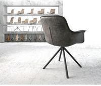 delife-drehstuhl-kaira-flex-kreuzgestell-rund-schwarz-vintage-grau