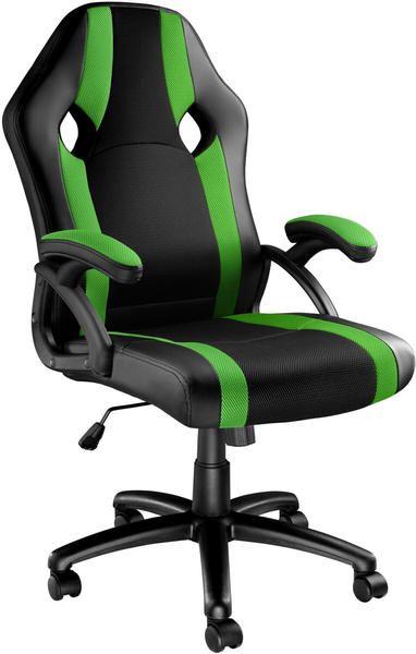 TecTake Goodman schwarz/grün