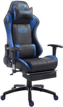 CLP Shift X2 mit Fußablage schwarz/blau
