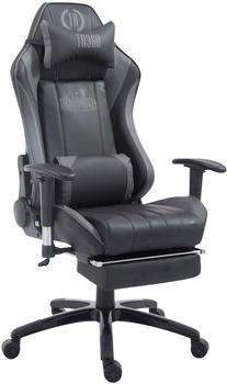 CLP Shift X2 mit Fußablage schwarz/grau