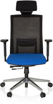 HJH Office Captiva schwarz/blau