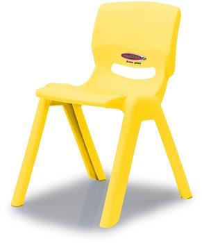 Jamara Kinderstuhl Smiley gelb
