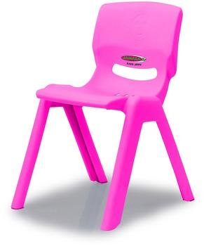 Jamara Kinderstuhl Smiley pink