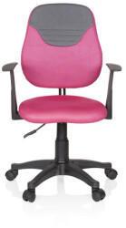 HJH Office Drehstuhl hjh OFFICE Kinderdrehstuhl KIDDY STYLE rosa