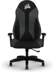 Corsair TC60 Fabric Gaming Stuhl, Grau
