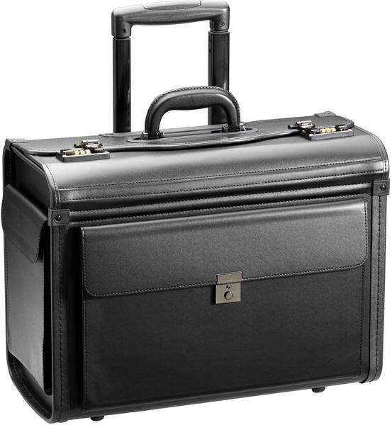 d & n 2879 Business & Travel Pilotenkoffer (2879) schwarz
