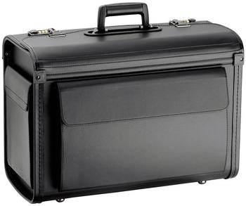 d & n Business & Travel Pilotenkoffer 51 cm (2809) schwarz