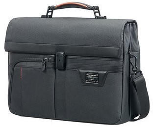 "Samsonite Zenith 15,6"" black (87467)"