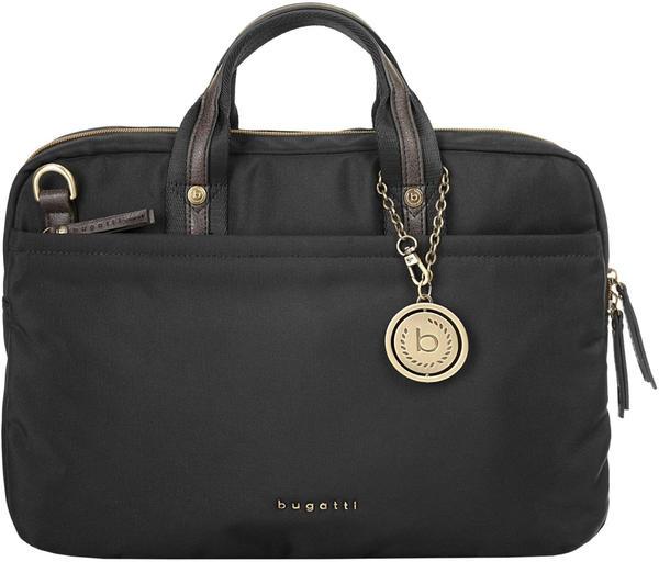 Bugatti Contratempo Briefcase (49180101) black
